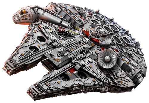 LEGO Star Wars UCS Millennium Falcon #75192